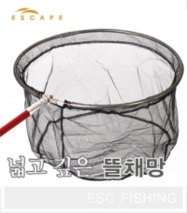 이스케이프 40cm 프레임 뜰망
